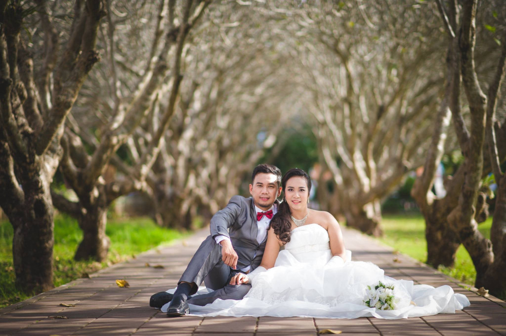 Pre-wedding photography Where to choose